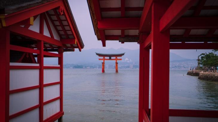 【撮影・観光スポット紹介】広島県・宮島編(前編)