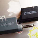 BOSSのギター用ワイヤレス「WL-20L」をレビュー!