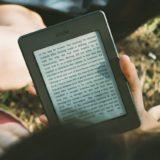 読書を習慣化する方法(Kindleがダントツでおすすめです)