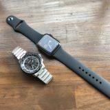 【レビュー】普通の腕時計からApple Watch Series4に買い換えてみた