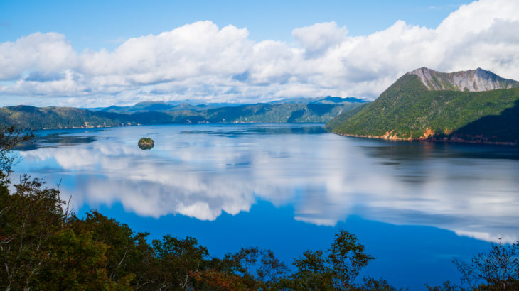 一生に一度は訪れたい!北海道 摩周湖第一展望台