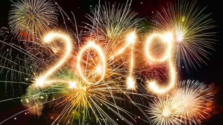 【新年のご挨拶】2019年もよろしくお願い致します。
