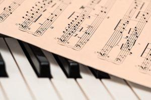 ピアノスコア