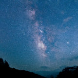長野県阿智村 ヘブンスそのはらの「日本一の星空ナイトツアー」に行ってきた