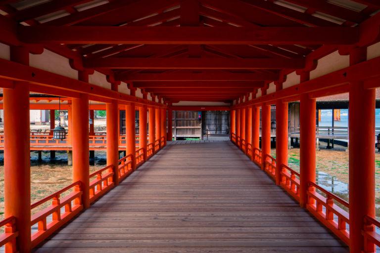 Itsukushima shrine1